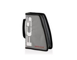 3-Fin Shortboard FCS Fin Wallet