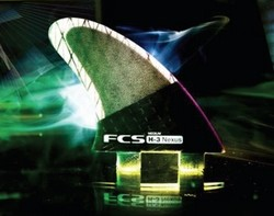 FCS H-3 Nexus Medium Fins