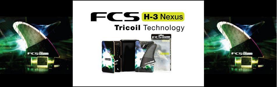 FCS H3 Nexus Fins