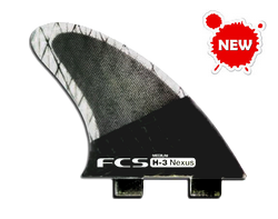 FCS H3 Nexus Medium Fins