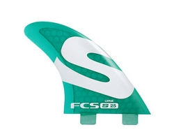 FCS S25 Large Quad Fins