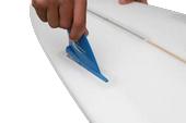 Install Surfboard Fins Ofishl